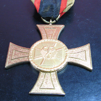 Ehrenkreuz in Gold